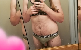 My First Time Cross Dressing