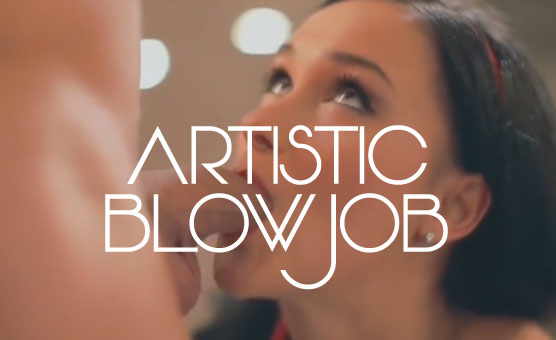 Artistic Blowjob