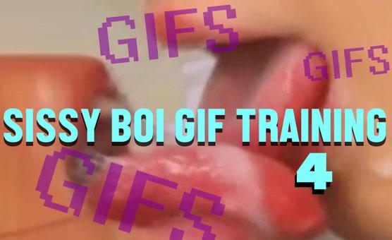 Sissy Boi Gif Training 4