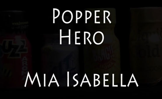 Popper Hero Mia