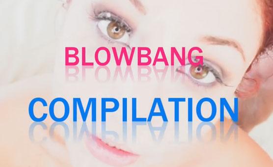 Blowbang Compilation