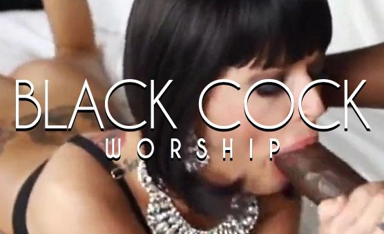 Black Cock Worship
