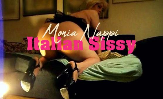 Monia Nappi Italian Sissy