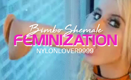 Bimbo Shemale Feminization