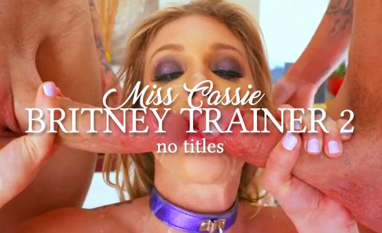 Miss Cassie Britney Trainer 2 - Rebooted No Titles