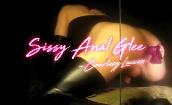 Sissy Anal Glee