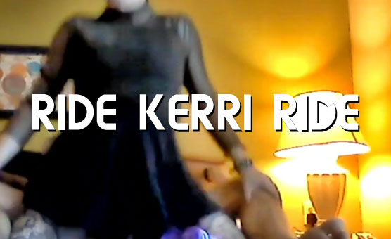 ride, kerri, ride