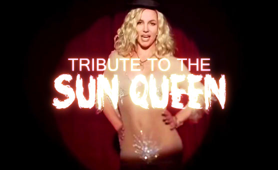 Tribute to the Sun Queen - F3mm3 F4t4l3