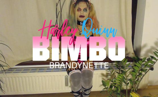 Harley Quinn Bimbo Brandynette