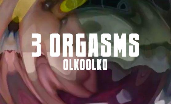 3 Orgasms