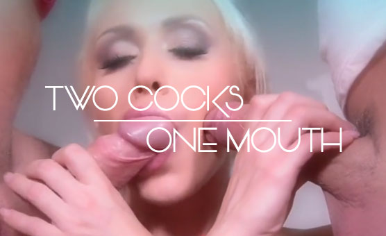 Two Cocks One Mouth