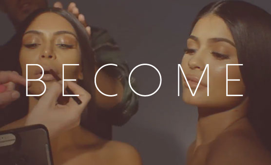 Become - Feat Kim Kardashian
