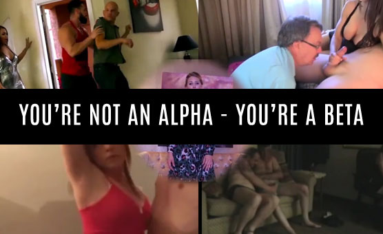 You're Not An Alpha You're A Beta