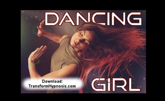 Dancing Girl - Male Voice